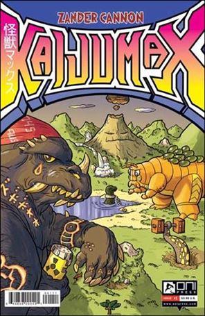Kaijumax 1-A