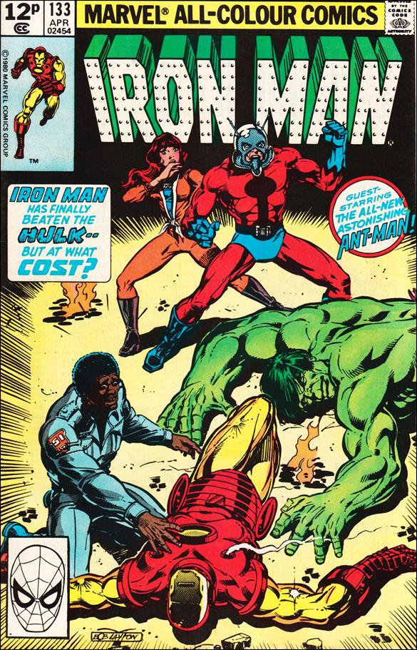 Iron Man (1968) 133-B by Marvel
