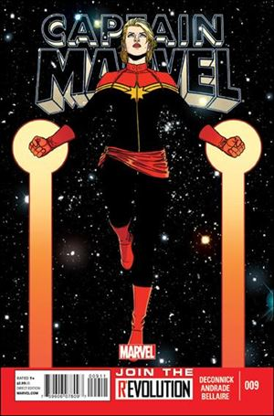 Captain Marvel (2012) 9-A