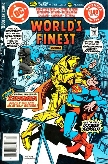 World's Finest Comics 274-A by DC