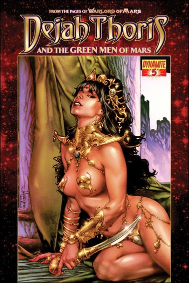 Dejah Thoris and the Green Men of Mars 5-A by Dynamite Entertainment