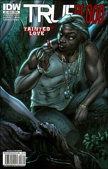 True Blood: Tainted Love 2-A by IDW