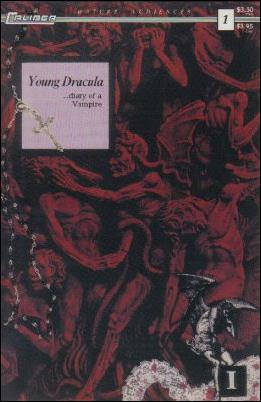 Young Dracula 1-A by Caliber