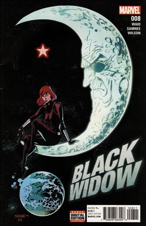 Black Widow (2016) 8-A