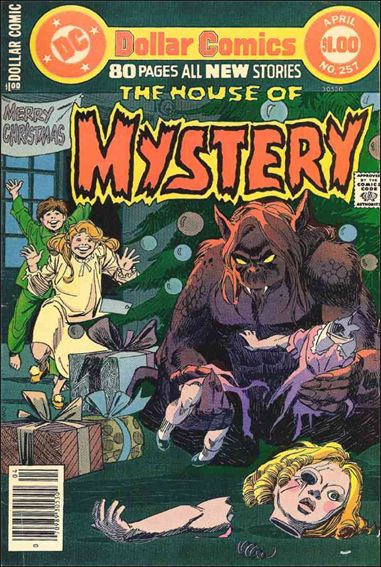 House of Mystery (1951) 257-A by DC