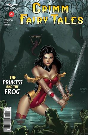 Grimm Fairy Tales (2016) 4-A