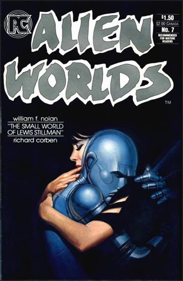 Alien Worlds (1982) 7-A by Pacific