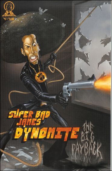 Super Bad James Dynomite 4-A by IDW