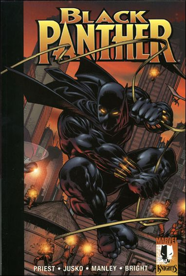 Black Panther (1998) 2-A by Marvel