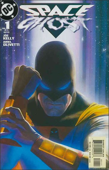 Space Ghost (2005) 1-A by DC