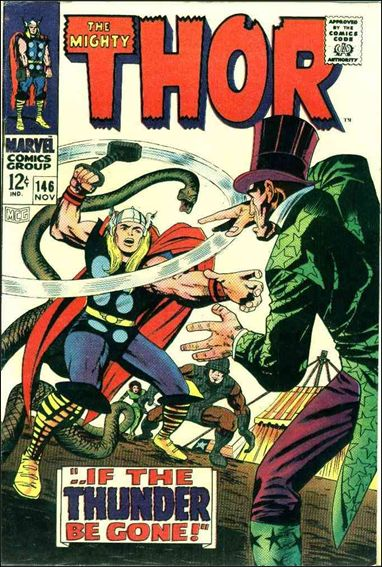 Thor (1966) 146-A by Marvel