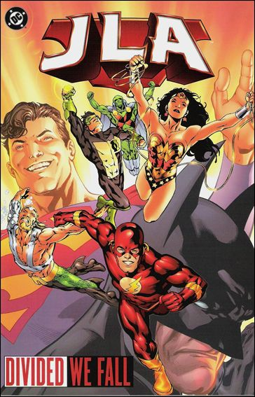 JLA 8-A by DC