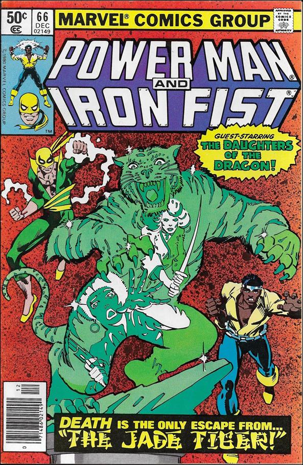Power Man and Iron Fist (1978) 66-A by Marvel
