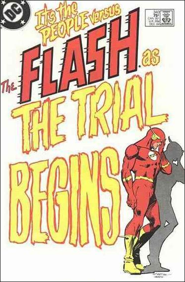 Flash (1959) 340-A by DC