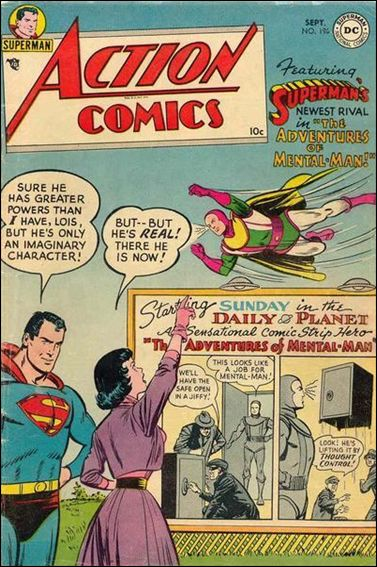 Action Comics (1938) 196-A by DC