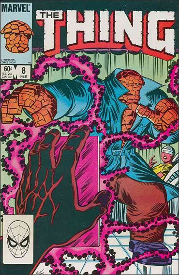 Thing (1983) 8-A by Marvel