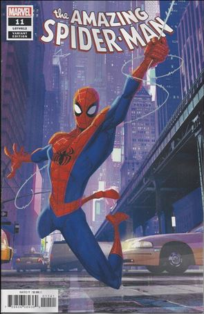 Amazing Spider-Man (2018) 11-D