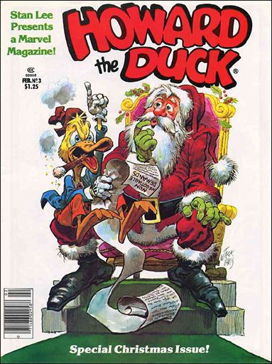 Howard the Duck (1979) 3-A by Marvel