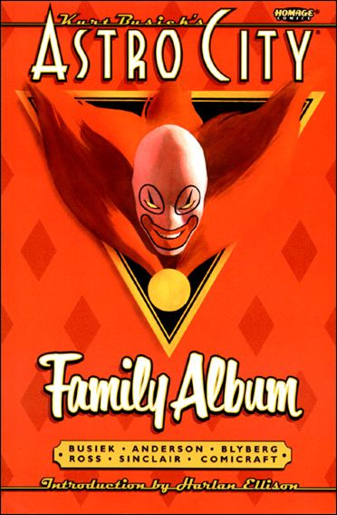 Kurt Busiek's Astro City: Family Album 1-A by Homage Comics