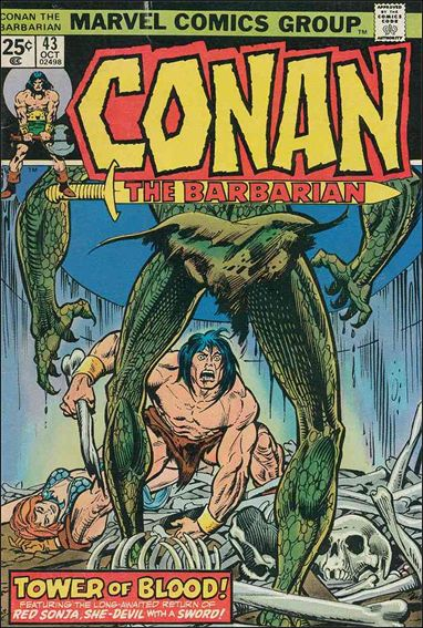Conan the Barbarian (1970) 43-A by Marvel