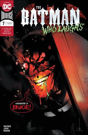 Batman Who Laughs (2018) 7-A