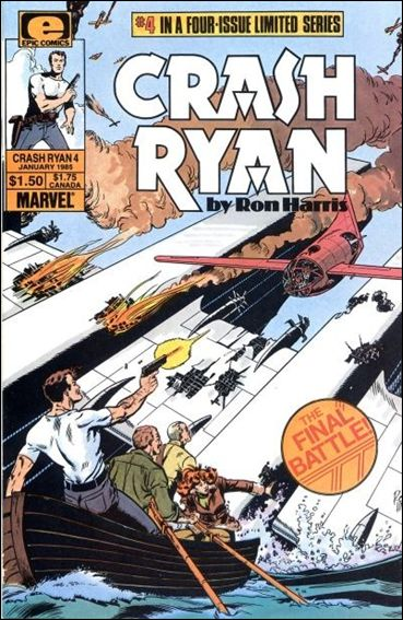 Crash Ryan 4-A by Epic
