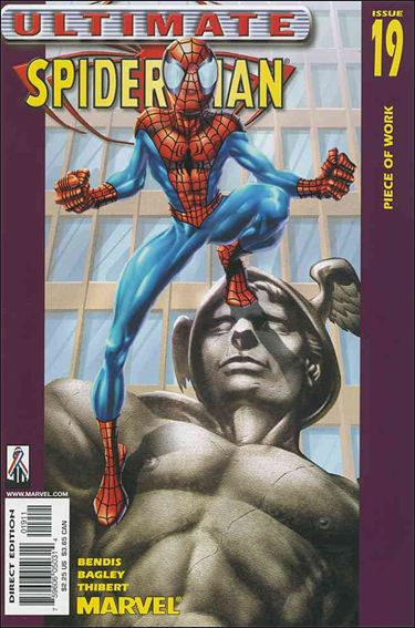 Ultimate Spider-Man (2000) 19-A by Marvel