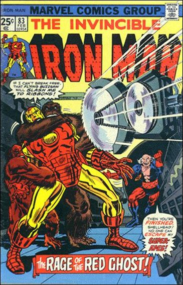 Iron Man (1968) 83-A by Marvel