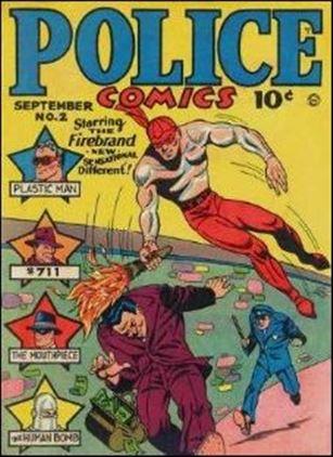 Police Comics 2-A