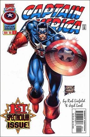Captain America (1996) 1-A