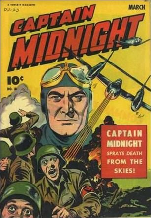 Captain Midnight 18-A