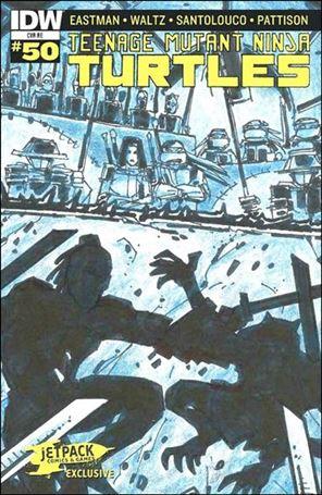 Teenage Mutant Ninja Turtles (2011) 50-O