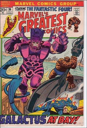Marvel's Greatest Comics 36-A