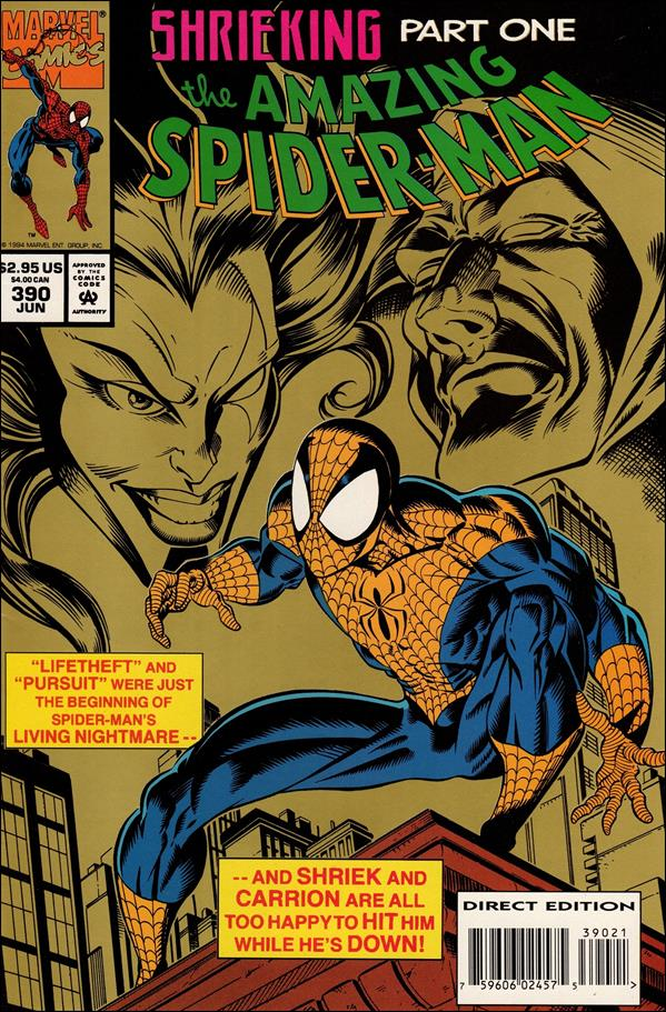 Amazing Spider-Man (1963) 390-C by Marvel