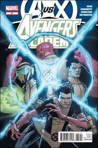 Avengers Academy 31-A by Marvel