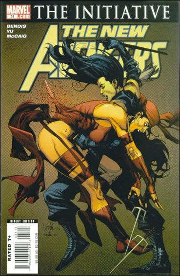 New Avengers (2005) 31-A by Marvel
