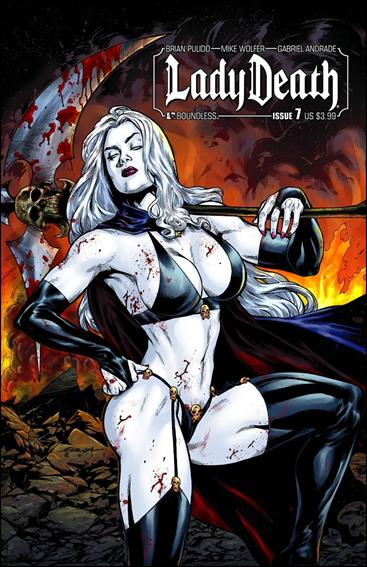 Lady Death (2010) 7-A by Boundless Comics
