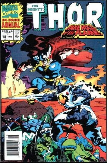 Thor Annual  18-A by Marvel