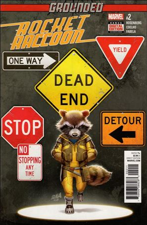 Rocket Raccoon (2017) 2-A