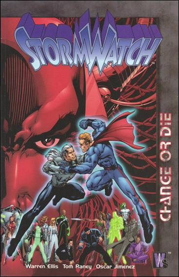 StormWatch (1999) 3-B by WildStorm