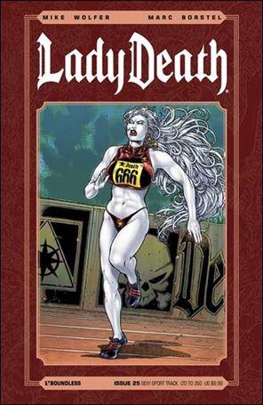Lady Death (2010) 25-HG