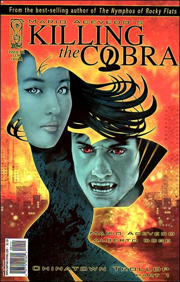 Killing the Cobra: Chinatown Trollop 1-A by IDW