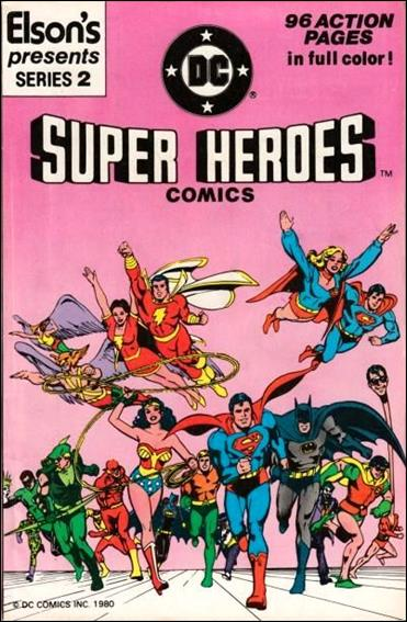 Elson's Presents: Super Heroes Comics 2-A by DC