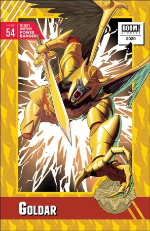 Mighty Morphin Power Rangers 54-C