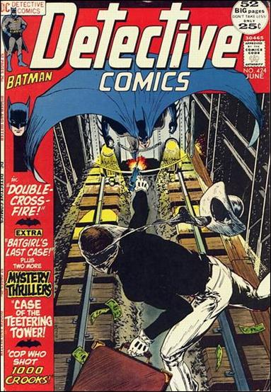 Detective Comics (1937) 424-A by DC