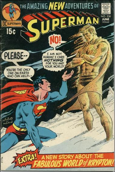 Superman (1939) 238-A by DC