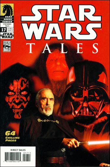 Star Wars Tales 17-B by Dark Horse