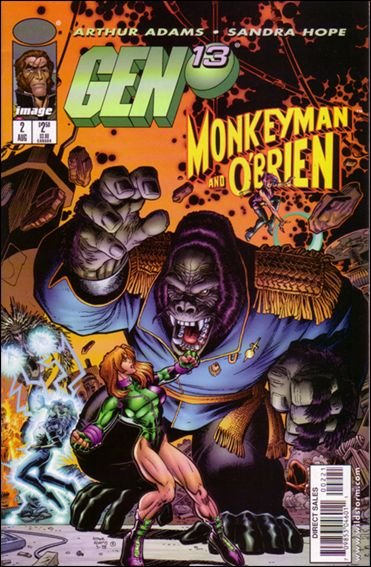 Gen13/Monkeyman & O'Brien 2-A by Image