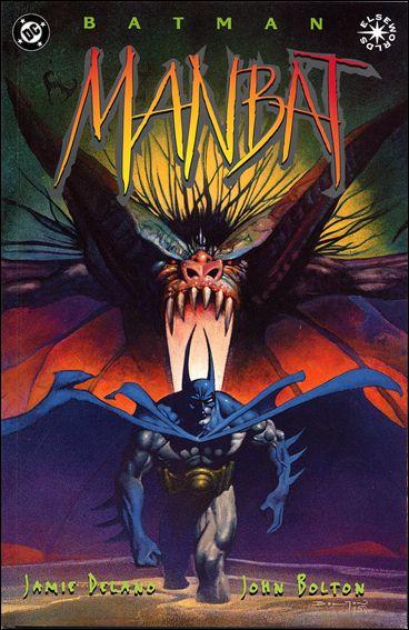 Batman: Man-Bat 1-A by DC