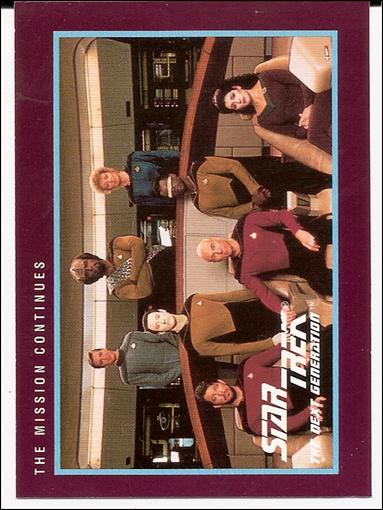 Star Trek 25th Anniversary: Series 2 (Base Set) 250-A by Impel